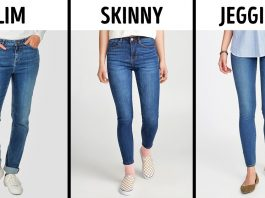 How to Choose the Right Pair of Jeans