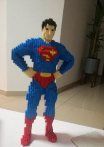Superman Lego Building Gadget
