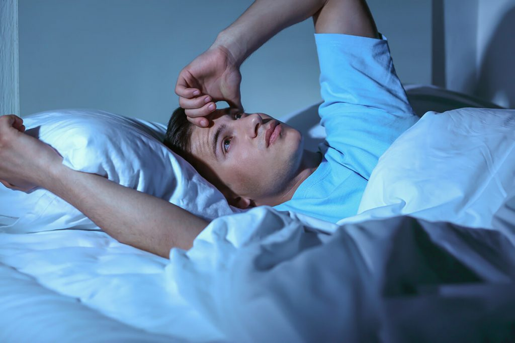 Poor Quality Sleep is linked to depression