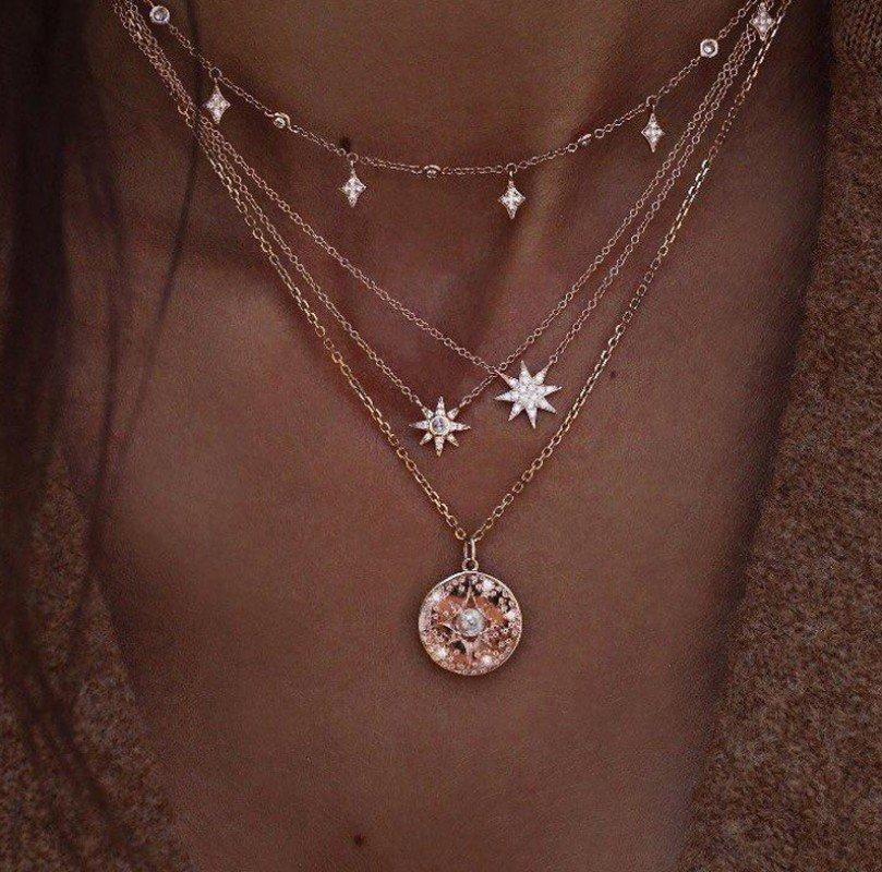 Pendant Necklace must have Jewelry
