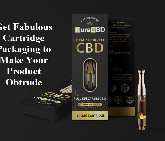 Get Fabulous Cartridge Packaging to Make Your Product Obtrude